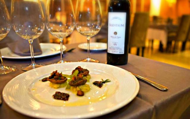 Menú gastronómico basado en la trufa de Soria del Hotel Alfonso VIII de Soria - Imagen de Viajando por Soria