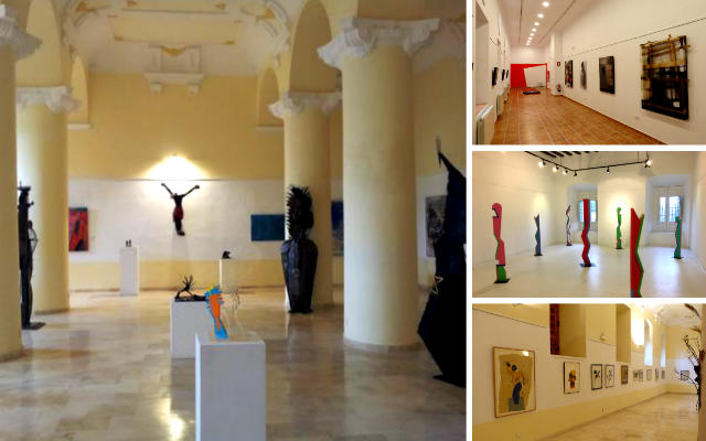 Museo de arte contemporáneo Florencio de la Fuente - Destino y Sabor