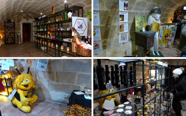 Centro de interpretación de la miel de Mieles Pósito Real - Destino y Sabor