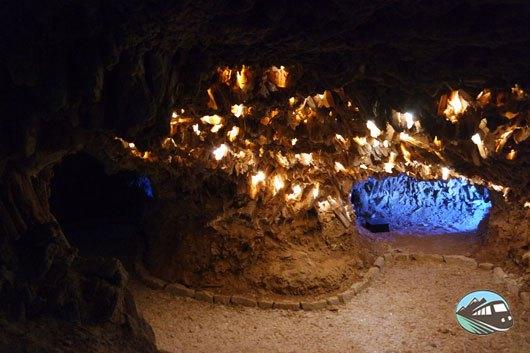 Cueva de Sanabro, mina romana de lapis specularis - Imagen de Rutas por España