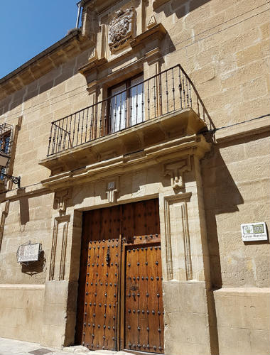Casa Palacio Conde Garcinarro - Imagen de hotel Casa Palacio Conde Garcinarro