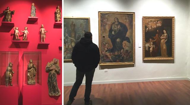 Museo de Arte Sacro de Huete - Destino y Sabor