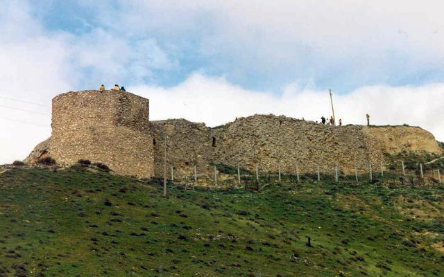 Castillo de Huete - Imagen de la Asociación Española de Amigos de los Castillos