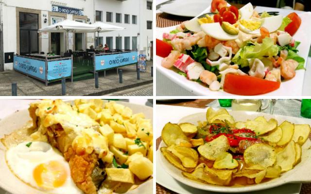 Experiencia de gastronómica de cocina portuguesa en Braganza - A Tavola con il Conte