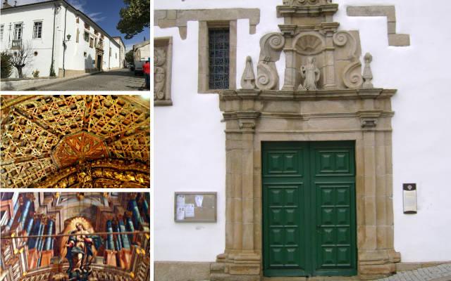 Iglesia de São Bento - Destino y Sabor