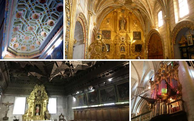 Salas y capillas que más nos han llamado la atención de la Catedral de Cuenca - Destino y Sabor