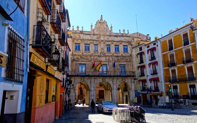 Ayuntamiento de Cuenca - Imagen de los Viajeros