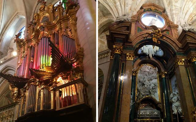 Puntos de poder en la Catedral de Cuenca, donde sentimos algo - Destino y Sabor
