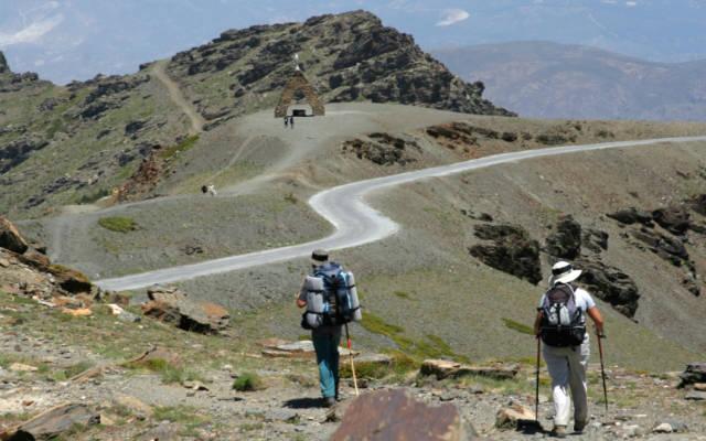Ruta a la Virgen de las Nieves - Imagen de SierraNevadaNatural