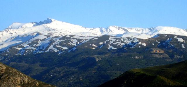 Sierra Nevada en verano - Imagen de MiniGranada