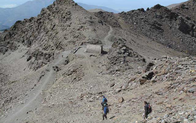 Subida al Pico Veleta - Imagen de SierraNevadaNatural