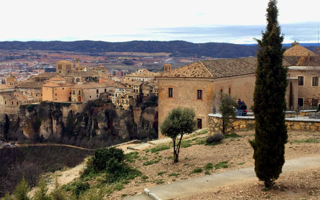 Vista de Cuenca desde lo alto - Destino y Sabor