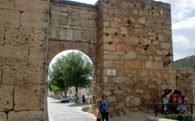 Arco de Belludo - Imagen de Viaja con José Luis