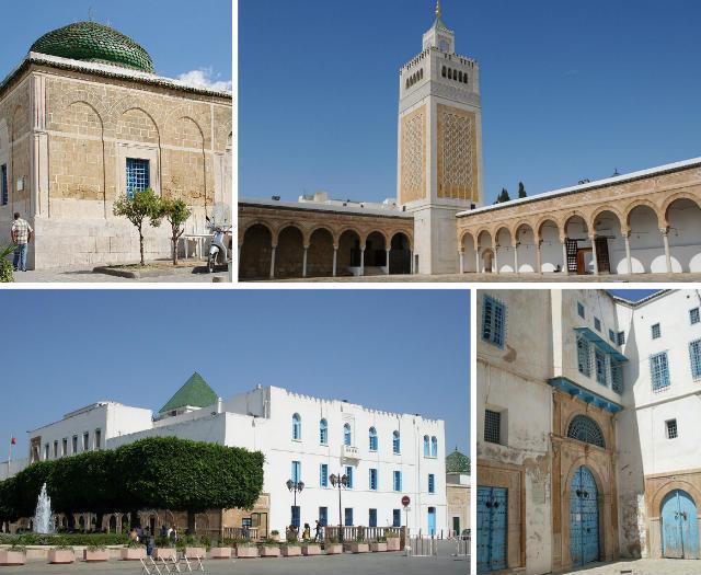Algunos monumentos de Túnez que no debes perderte - Destino y Sabor