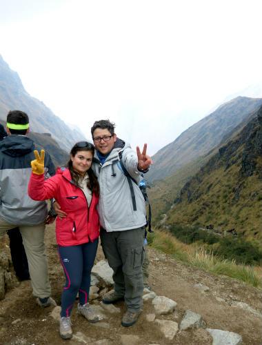 En la cima de Warmiwañiuska - Destino y Sabor