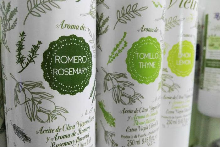 aceites aromáticos vieiru