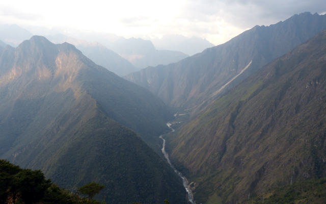 Valle del río Vilconota - Destino y Sabor