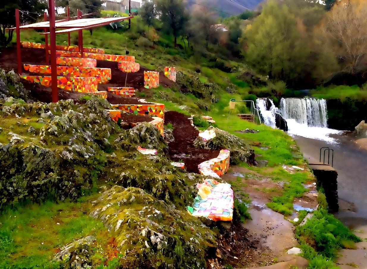 Piscina natural de Descargamaría. Fuente de la imagen: https://tomasvegaroucher.wordpress.com