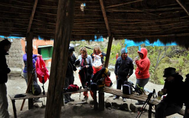 Campamento de Wayllabamba - Imagen de PhotoViajeros