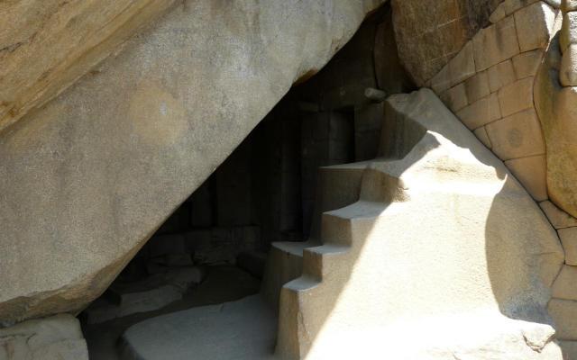 Construcciones de Machu Picchu