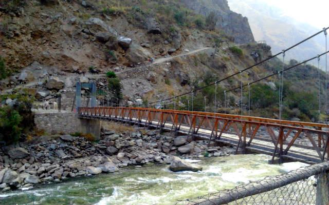 Entrada al Camino del Inca - Destino y Sabor