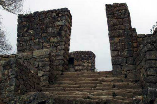Inti Punqu, Puerta del Sol por donde se entra a Machu Picchu - Imagen de Machu Picchu.org