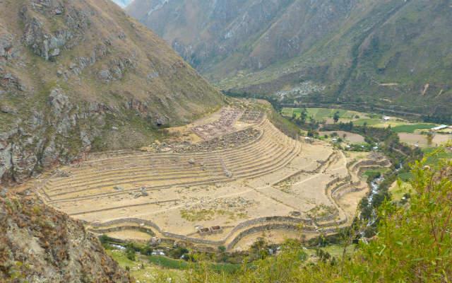Patallacta, una ciudad de abastecimiento para Machu Picchu - Destino y Sabor