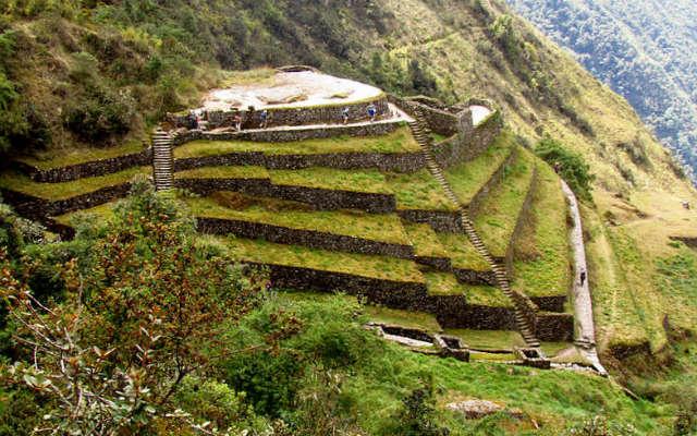Phuyupatamarca, la ciudad de las nubes Inca - Destino y Sabor