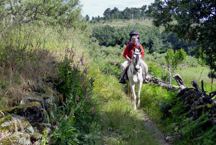 Ruta a Caballo Picadero San Miguel
