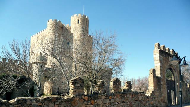 Castillo de San Martín de Valdeiglesias - Imagen de El Observatorio de Vidu