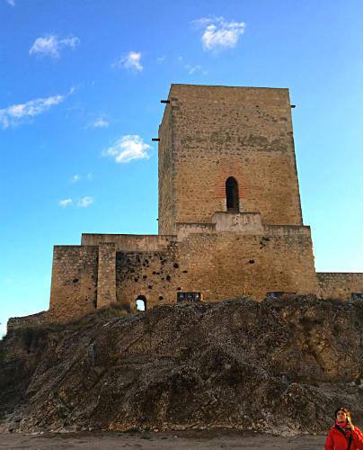 Antigua fortaleza medieval de Uclés - Destino y Sabor