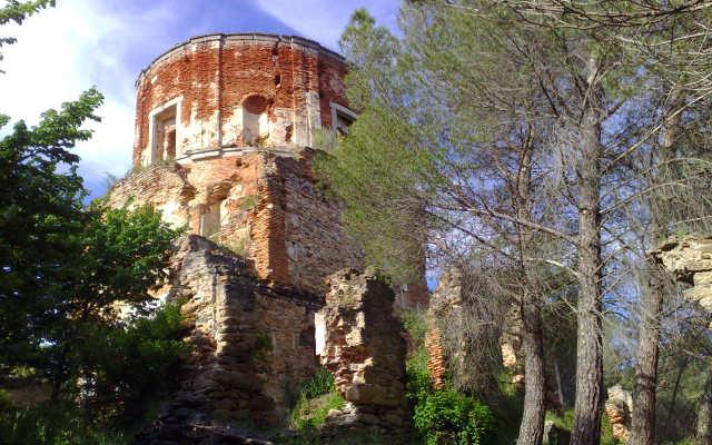 Casa del Bosque en Buitrago de Lozoya - Imagen de Wikipedia