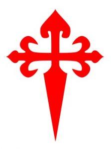 Cruz de Caballero de Santiago