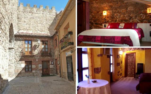 Hotel La Beltraneja en Buitrago de Lozoya - Destino y Sabor