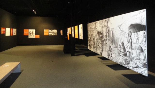 Exposición temporal del centro - Imagen del Centro