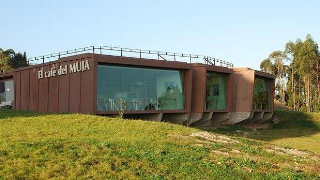Cafetería del Museo del Jurásico de Asturias