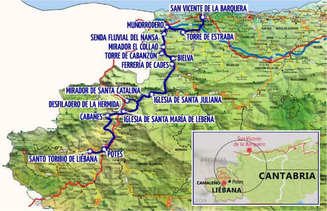 Camino Lebaiego - Imagen de Chavetas