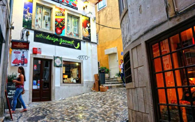 visita turística a Sintra
