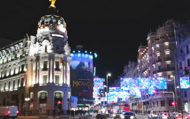 Madrid en Navidad - Destino y Sabor