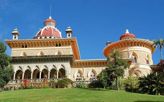 Palacio de Monserrate - Imagen de travel