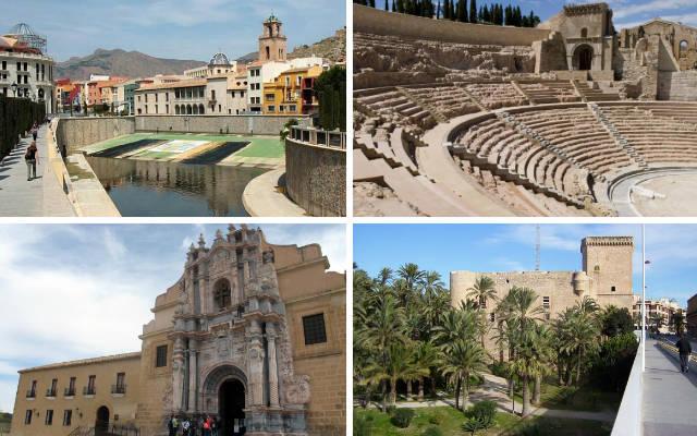 Otros destinos próximos a Torrevieja a poco más de una hora - Destino y Sabor