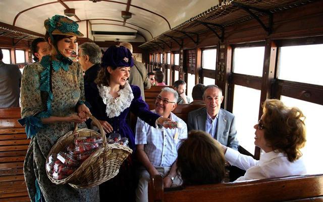 El tren de la Fresa - Imagen de EuropaPress