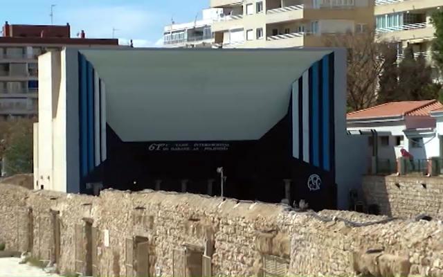 Escenario del festival Internacional de Habaneras de Torrevieja - Imagen de TorreviejaIP