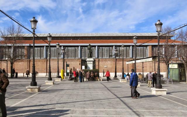Mercado de abastos de Aranjuez - Imagen de focusaranjuez