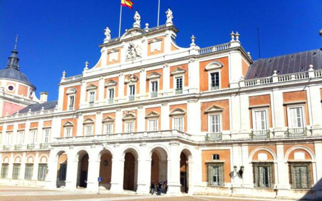 Palacio Real de Aranjuez - Destino y Sabor