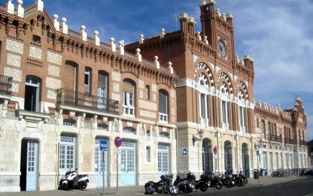 Estación de tren de Aranjuez - Imagen de Adif