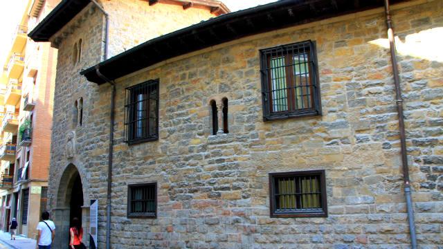 Cámara de Comptos de Navarra - Imagen de VisitarNavarra