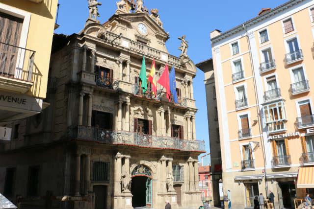 Ayuntamiento de Pamplona - Destino y Sabor