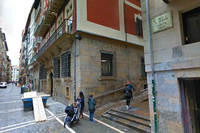 Calle Estafeta de Pamplona - Destino y Sabor