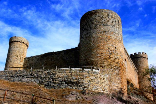 Castillo de Cornago - Imagen de Wikipedia